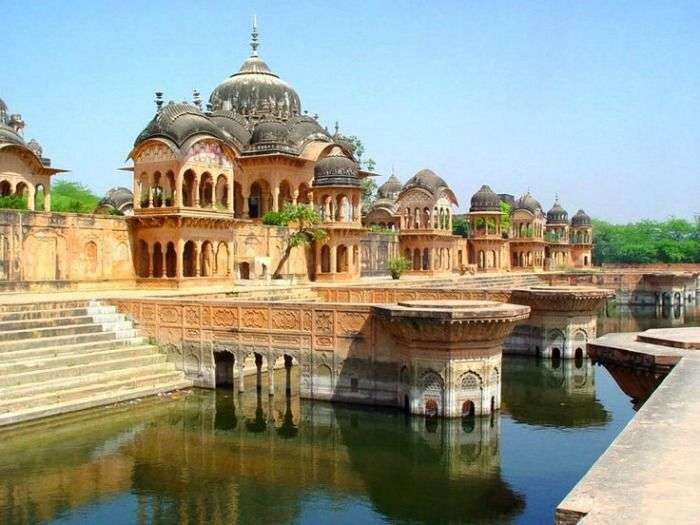 Plan a trip from Delhi to Mathura-Vrindavan