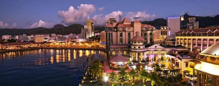Mauritius cities - Port Louis, Beau Bassin, Rose Hill
