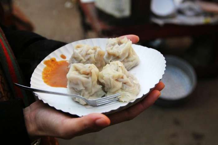 Visit sikkim and Darjeeling to taste momos