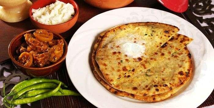 Make your ride gastronomic at dhabas around Delhi
