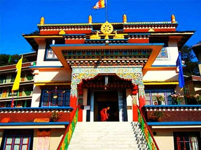 Serenity and Peace at the Phodong Monastery, Sikkim