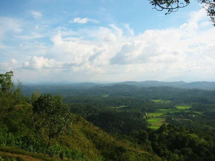 Raja's Seat - one of the most scenic places to visit in Coorg