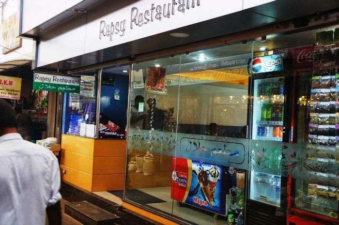 Rapsy Restaurant - delicious food at cheap rates, Kerala
