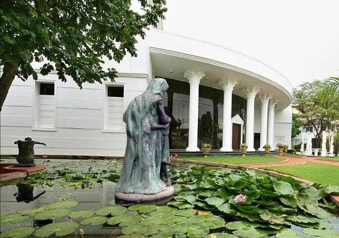 Revi Karunakaran Museum in Alappuzha, Kerala