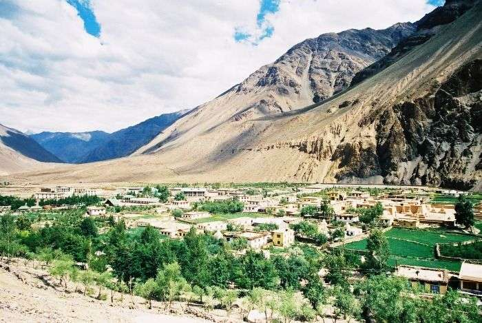 Tabo, holiest place in the lap of gigantic, Himachal Pradesh