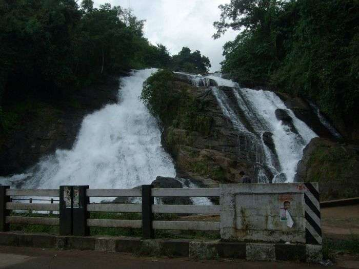 Vazhachal Falls, amazing spot to add wonderful memories