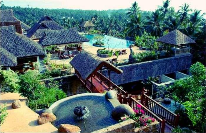 Taj Vivanta - a visitor's paradise, Kovalam Kerala