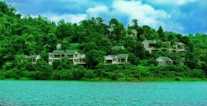 Spectacular views from Wayanad Silverwoods Resort
