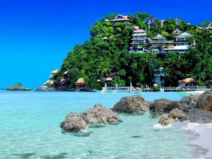 Boracay beach - an amazing beach in Philippines