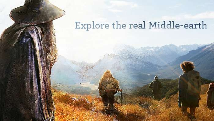 Explore the Middle Earth