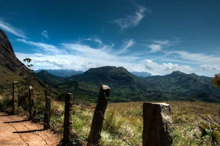 The famed hill station of Munnar for a romantic weekend trip