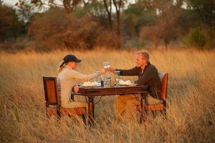 An adventurous and romantic honeymoon in wild Kenya