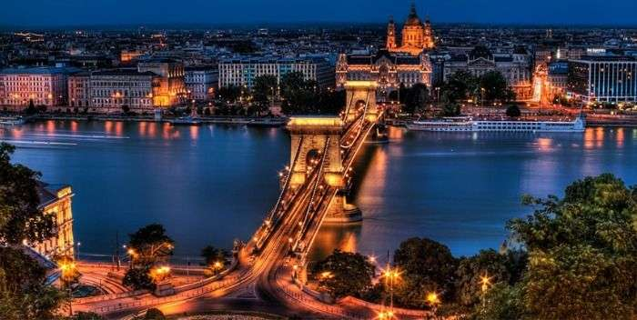 Budapest Hungary - a destination loaded with fun, nightlife, sightseeing