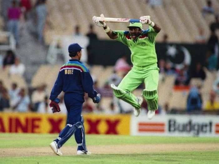 Javed Miandad India vs Pakistan