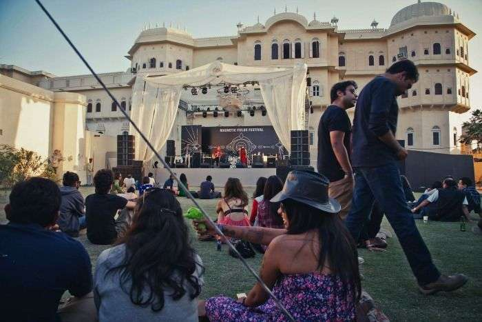 Music, art, culture, food, yoga at Magnetic Fields festival, Rajasthan