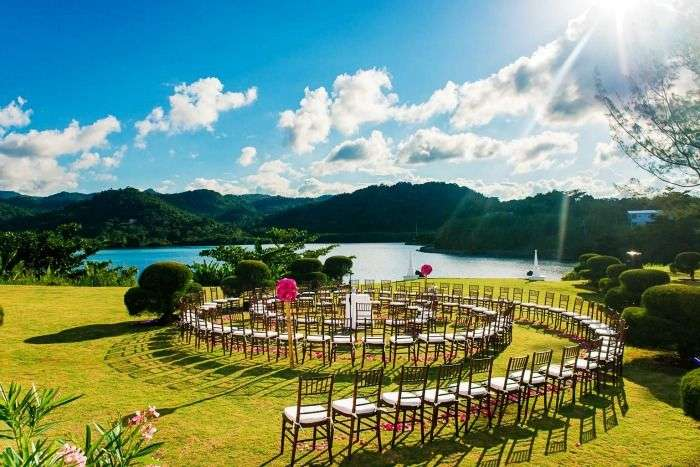 Montego Bay in Jamaica - a best wedding destination