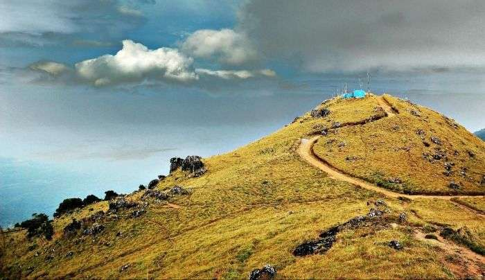 Ponmudi - an enchanting hill resort with narrow winding pathways