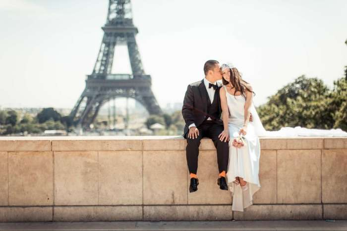 Celebrate your eternal love with a Parisian wedding in Paris, France