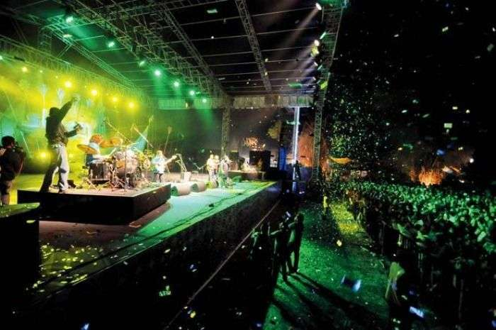Storm Bangalore - best music artists and performers perform on this fest