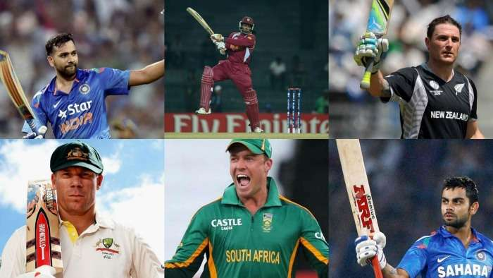 Superstar batsmen at World Cup