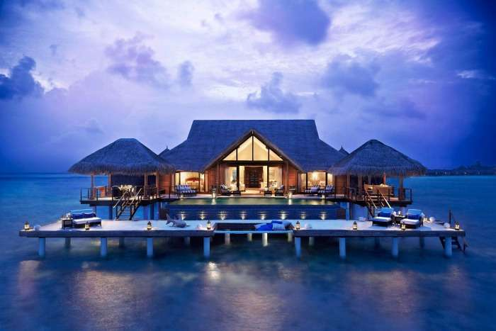 Absolute luxury at Taj Exotica Resort & Spa, Maldives Island