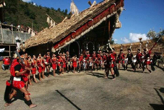 The Hornbill - a 7-day cultural festival of Kohima