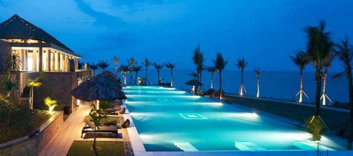 Stay at Vedana lagoon resort & spa to laze around on the beach, Vietnam