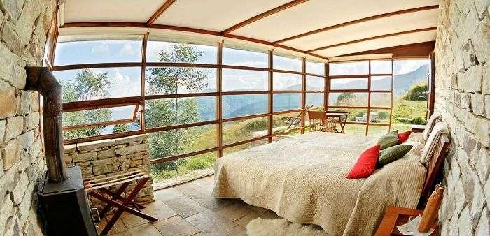 Shakti - combination of spectacular scenery and five-star comfort, Ladakh
