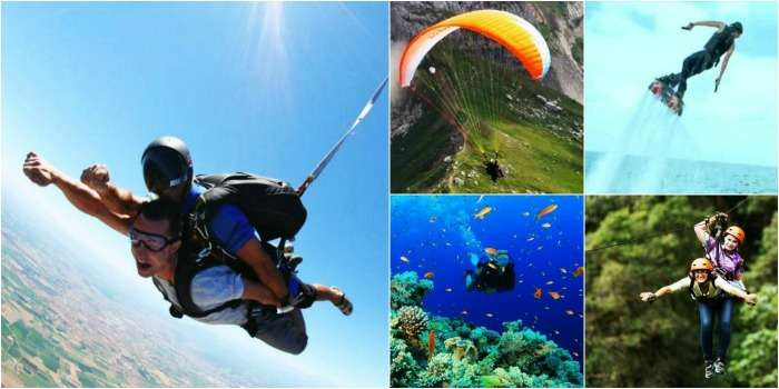 The Ultimate List of Adventure Holidays In India for Summer