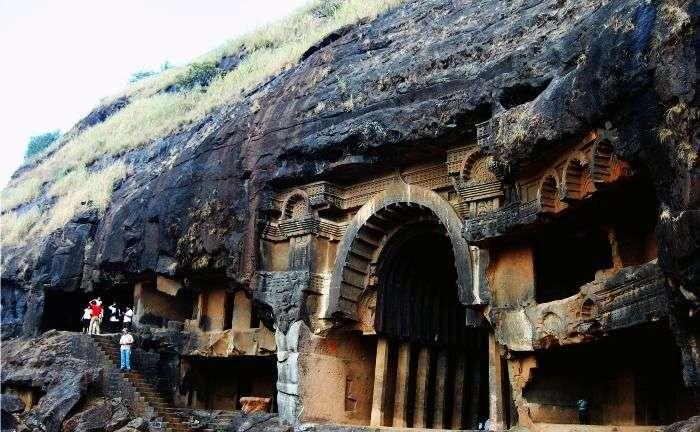 Bhaja Caves in Khandala