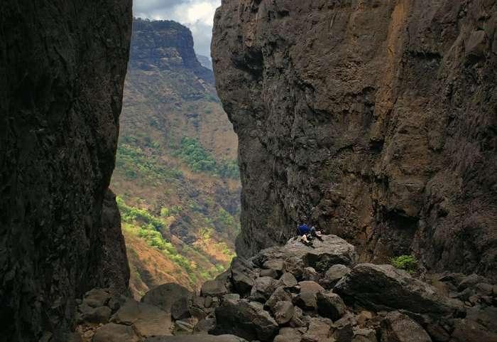 The enchanting scenery of Bhandardara
