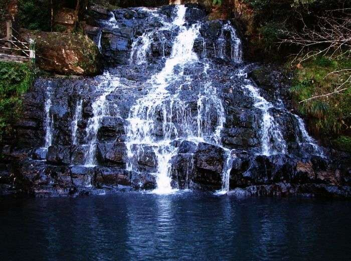 The serene Elephant Falls in Shillong