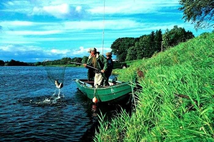 Enjoy Fishing at Bheemeshwari Fishing & Nature Camp