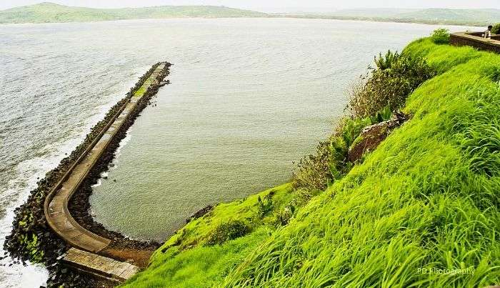 Ganapatipule Beach at Ratnagiri near Mumbai