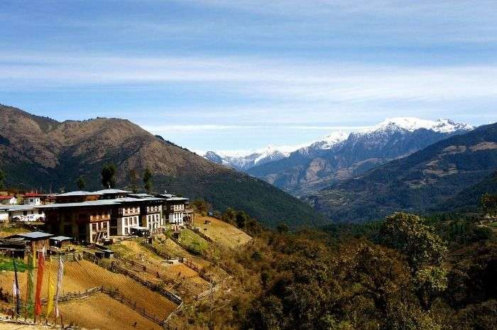 Bhutan's Shangri La on Earth - Gangtey Valley