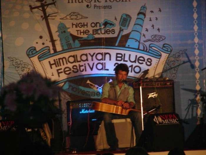 Himalayan Blues Festival- annual music festival showcases live performances