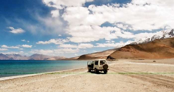 Jeep-Safari in Leh-ladakh
