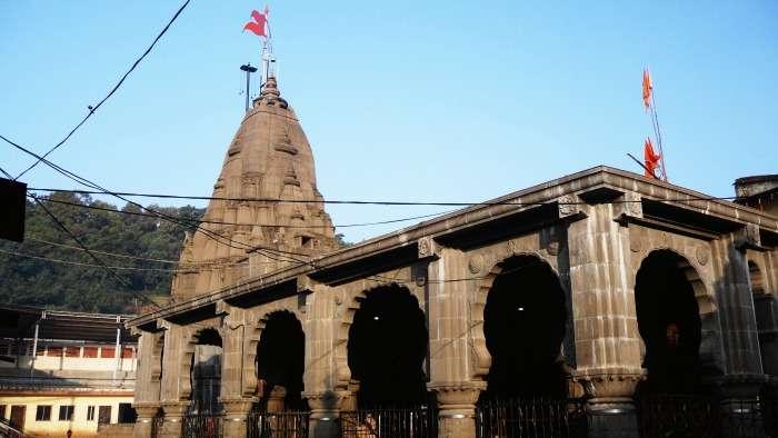 Jyotirlinga Temple at Bhimashankar