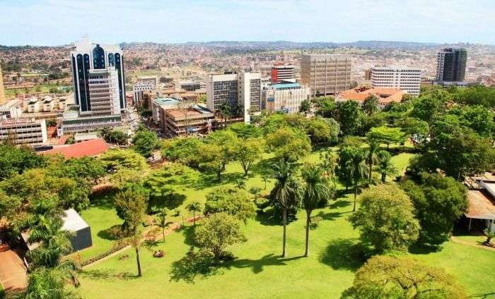 Sheraton Kampala Hotel - Cityview, Uganda