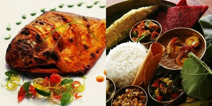 Food of Goa and Gokarna