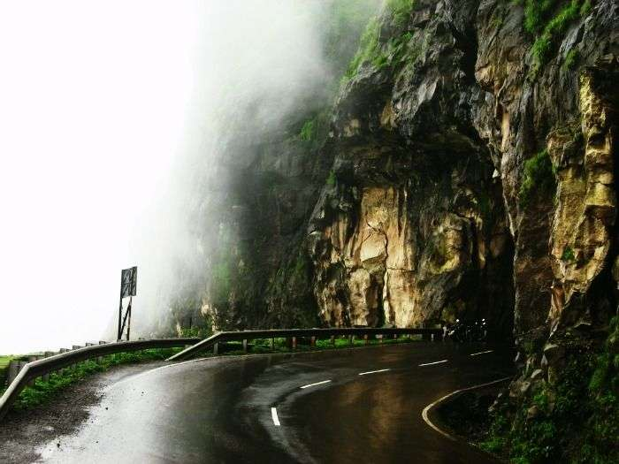 Road trip from Mumbai to Malshej Ghat