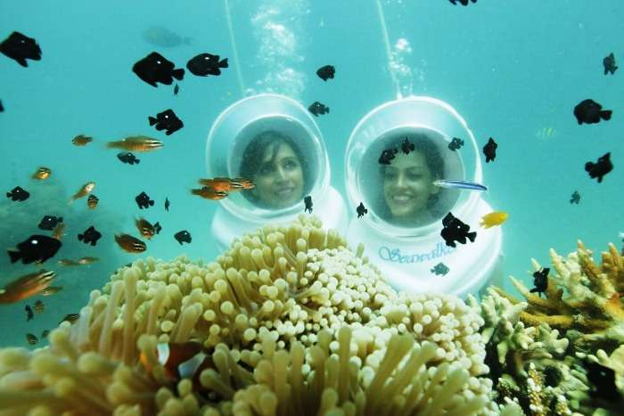 Explore the exotic underwater world of Andamans Islands