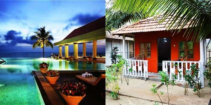 Hotels of Goa and Gokarna