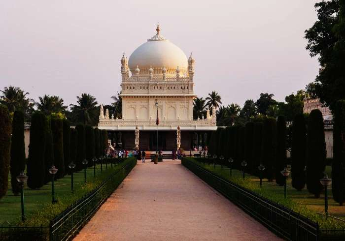 The Mausoleum of Tipu Sultan A famous place to visit near Bangalore