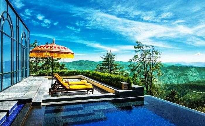 Wildflower Hall Resort - One of the luxurious spa resort in Shimla
