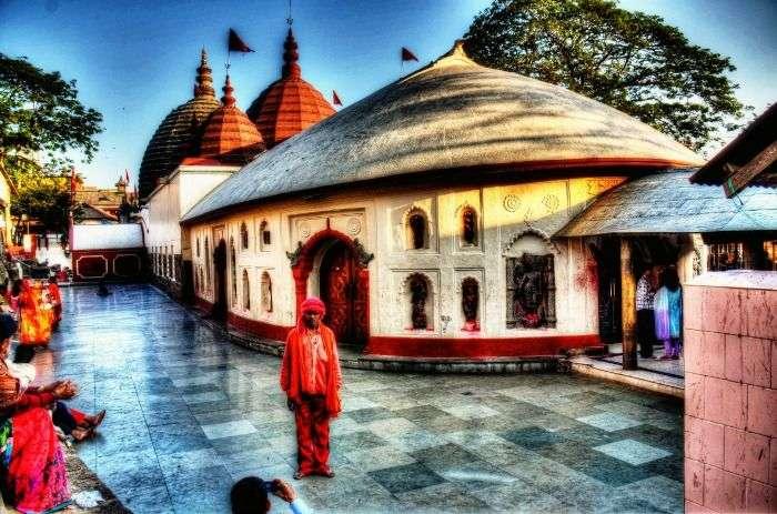 kamakhya temple, guwahati , Assam