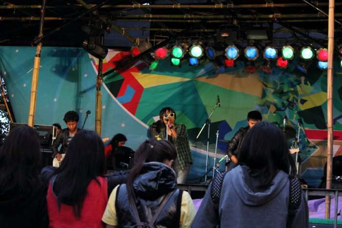 Pip of the Fourth Mother, A punk band from Shillong