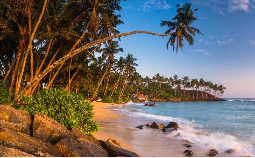 sri lanka beach fb ad