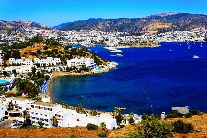Port City of Turkey - Bodrum