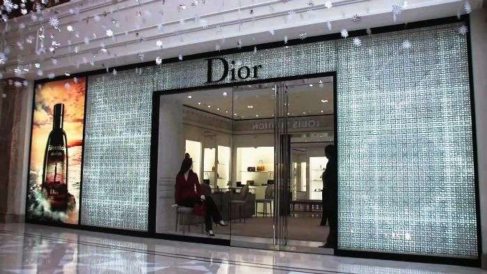 Christian Dior Store in DLF Emporio